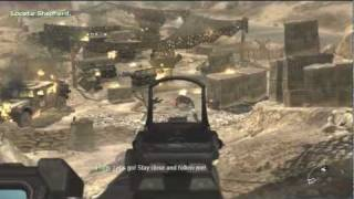 Modern Warfare 2 - Campaign - Just Like Old Times