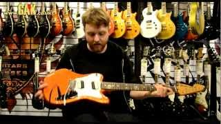 Fender - Pawn Shop Super-Sonic Demo at GAK!