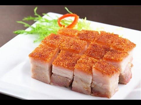 ... How To Make Chinese Roasted Pork Belly / Siu Yuk Recipe - YouTube