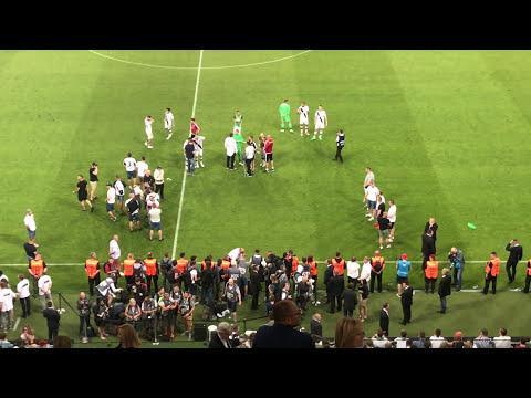 Legia Cieszy Się Z Mistrzostwa Po Ogłoszeniu Wyniku Jagiellonii