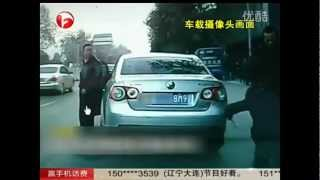 Mainland Chinese Criminal Behavior 2_中國大陸人犯罪特技觀摩2