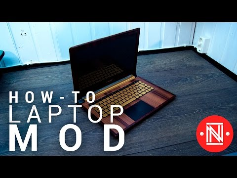 Make an Elegant Steampunk-Inspired Computer || DIY