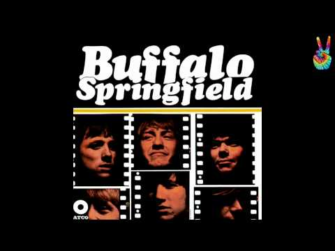 Buffalo Springfield - Hot Dusty Roads