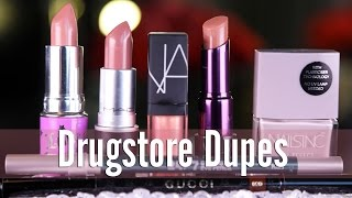 DRUGSTORE MAKEUP DUPES | Save Your Money