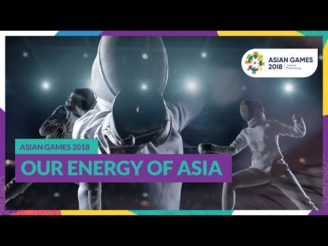 Asian Games 2018 - Our Energy of Asia thumbnail