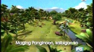 The Salvation Poem In the Beginning (Tagalog MTV)