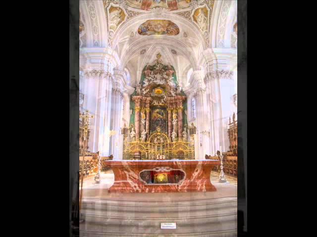 Vier Präludien für Orgel - Nicolaus Bruhns (1665 - 1697).