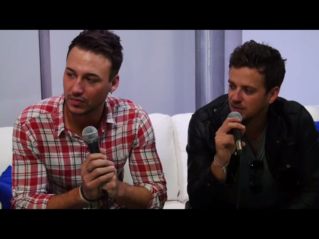 Love And Theft at the 47th Annual CMA Awards - Blue Room Exclusive!