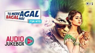 Tu Mere Agal Bagal Hai - Bollywood Fun Hits - Audio Jukebox - Full Songs Non Stop