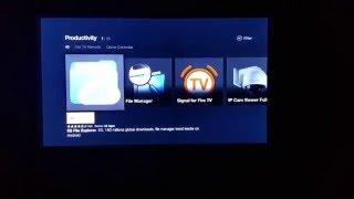 Install Firestarter on Amazon Firestick TV