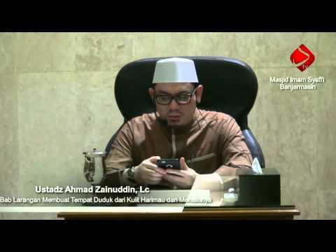 Bab 124 -126 Hadist No. 811-813 - Ustadz Ahmad Zainuddin, Lc