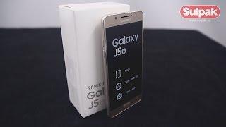 Смартфон Samsung Galaxy J5 (2016) Распаковка (Sulpak.kz)
