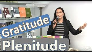 Gratitude and Plenitude by Kirsten DeMelo