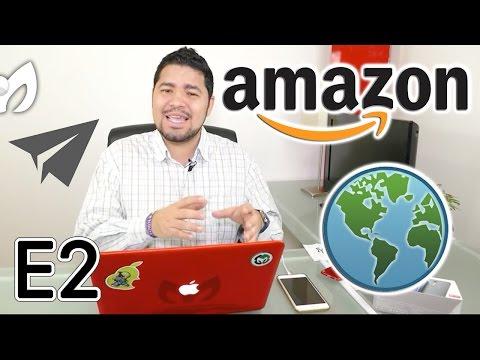 Envío y Recibo de Productos En tu País (Compras Online) E02