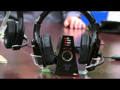 Xbox 360 Tritton Headsets Video Preview