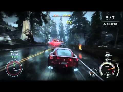 Need For Speed Rivals - Gameplay Trailer - E3 2013 - Sexy Racing, as Expected