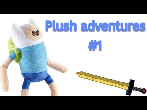 Where is Finns sword? Plush adventures #1 (plush movie)