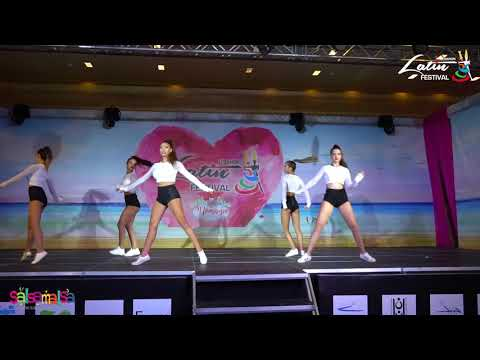SHAKALLIS GIRLS TEAM  - LEBANON LATIN FESTIVAL 2018
