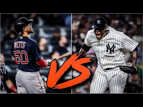 Yankees Vs Red Sox Trailer | 2018 ALDS Hype Video