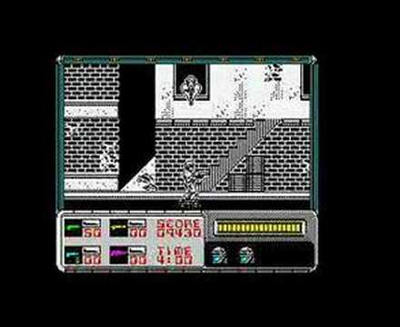 ZX Spectrum: Robocop - LongPlay- Part one