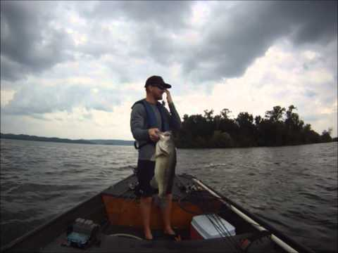 Lake Guntersville Bass Fishing Big Fish vol.1