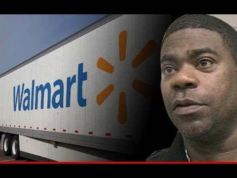 Walmart Is Blaming Tracy Morgan For His Injuries