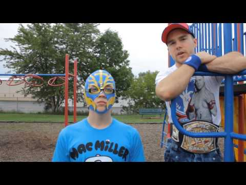 Rapper Krispy Kreme: The Fight