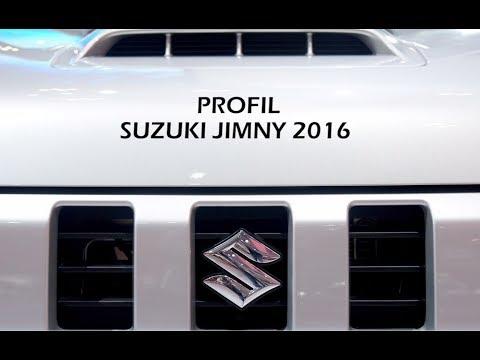 Video Profil Suzuki Jimny 4x4 2016