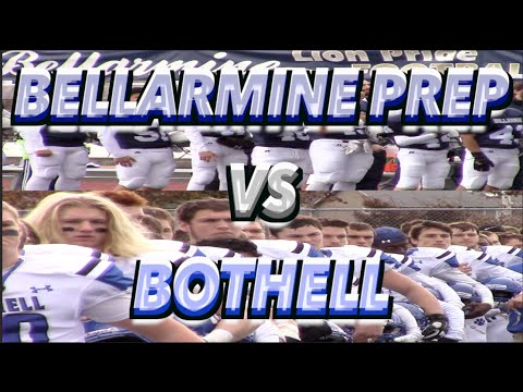 Bellarmine Prep (WA) vs Bothell (WA) WIAA Playoffs 2014 : UTR Highlight Mix.