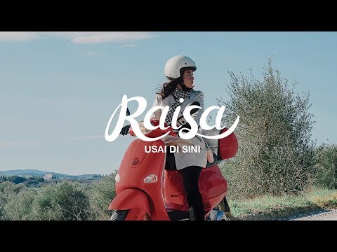 Raisa - Usai Di Sini (Official Music Audio)