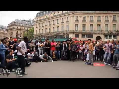 Батл, уличные танцы