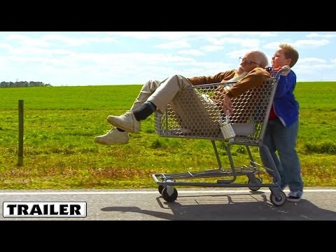 Jackass: Bad Grandpa – Trailer 2013 Deutsch