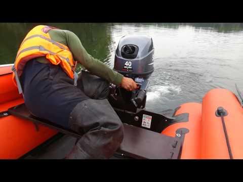 лодка абакан 430 jet водомет видео