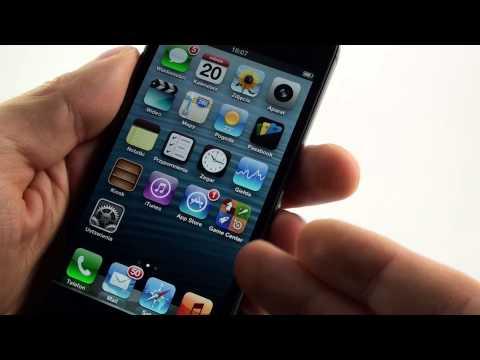 Apple iPhone 5 - Wideo recenzja na FrazPC.pl