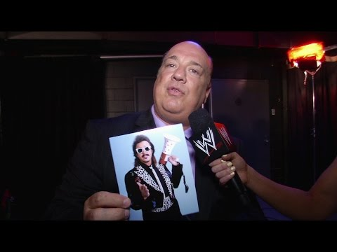 "Paul Heyman ""tears"" into the competition"
