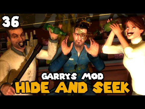 The Slightly Offensive Irishman (Garry's Mod Hide and Seek - Part 36)