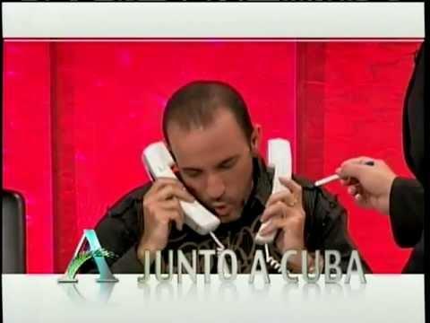 Pocholo y su pandilla. Promociones AmericaTeVe. Ayuda a Cuba. AmericaTeVeCanal41.
