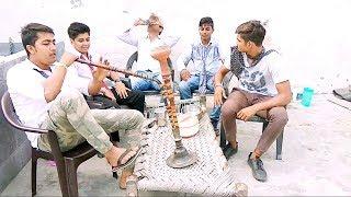 HARYANVI BOYS VS DELHI BOYS  DESI VS STUDY (FUNNY,COMEDY)DESI