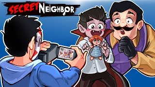Secret Neighbor - LOST DELIRIOUS' DOCUMENTARY FILM! 1V5!