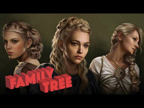 Targaryen Family Tree - Game of Thrones