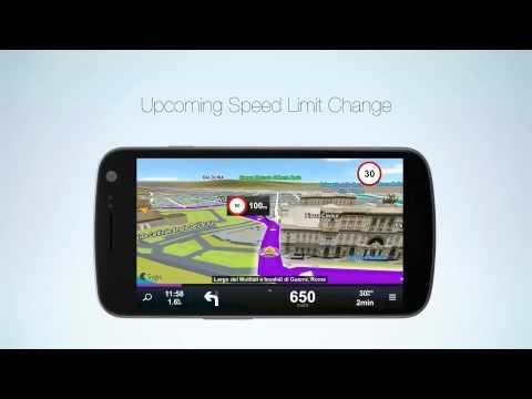 Sygic GPS Android Australia free download