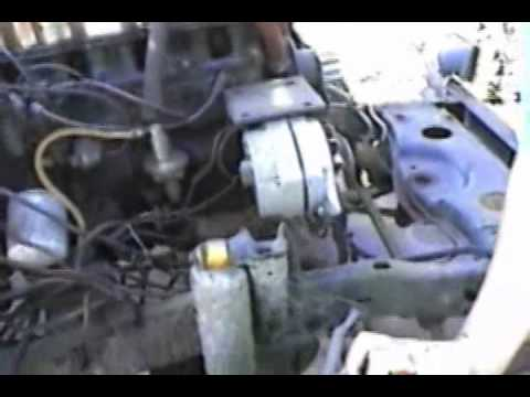 loosen seized motor.avi