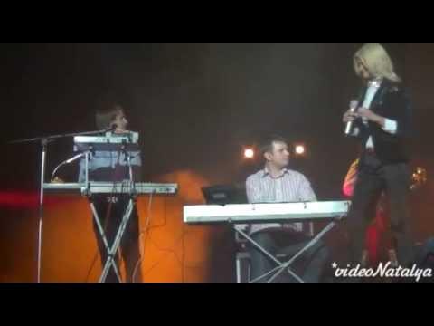 Ирина Круг представляет свой музыкальный коллектив