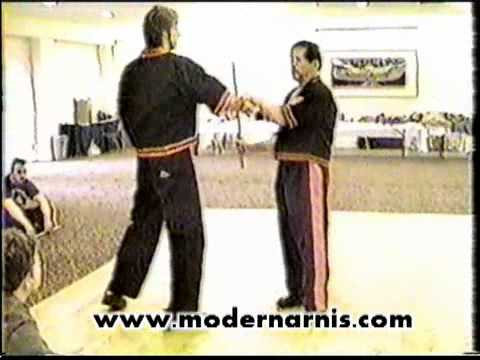 Modern Arnis Live Seminar Live Seminar in Texas with Belting Examination (Year 2000) Image 1