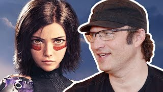 Alita: Battle Angel Director Robert Rodriguez on Anime & More!