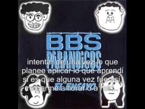 Bbs Paranoicos - De Una Vez