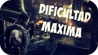 DIFICULTAD MAXIMA | Gears of war 3