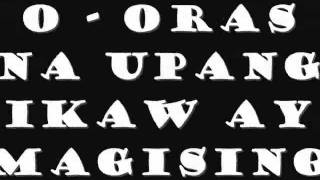 ABAKADA BY: FLORANTE (G.I.S.R.S.M.N.H.S)