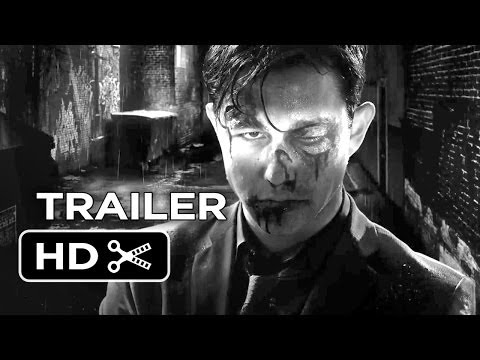 Sin City: A Dame To Kill For Official Trailer #1 (2014) - Joseph Gordon-Levitt Movie HD klip izle