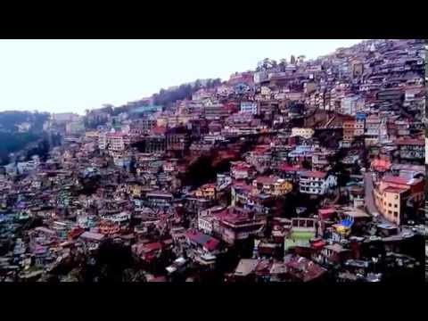Rare View of Queen Hill City Shimla, Himachal Pradesh (10)